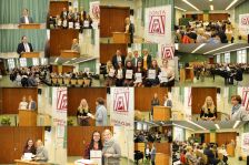 Zonta - Young Women in Public Affairs Award an Leibniz-Schülerinnen verliehen